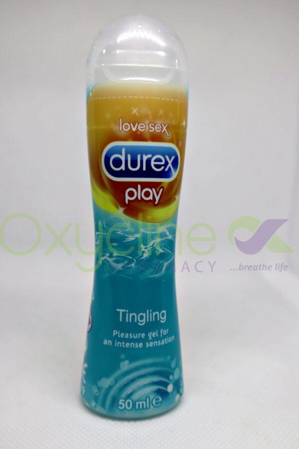 Durex Play S/S 50ml Tingling