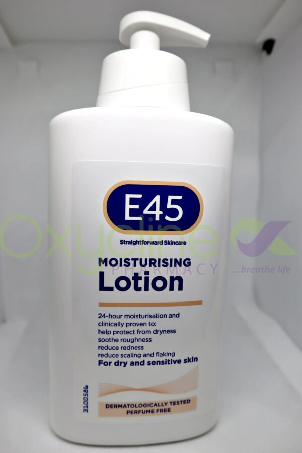 E45 Moisturising Lotion Big