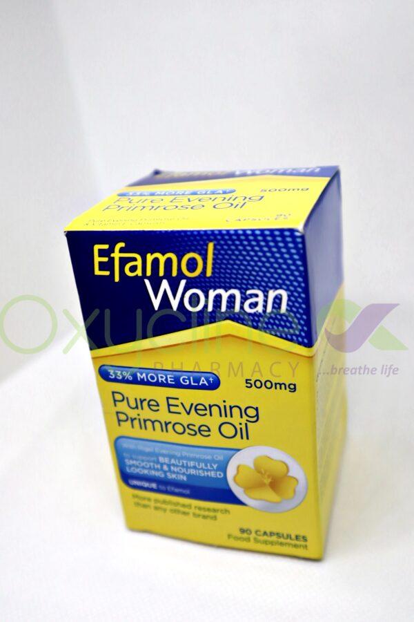 Efamol Women Eve Primrose 500mg Tabs X90