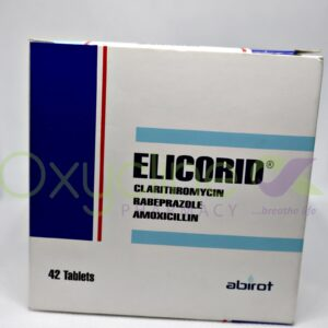 Elicorid 42tabs Pack