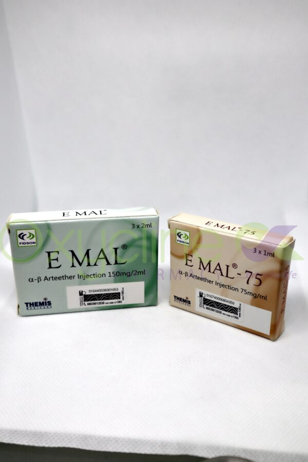 Emal 75mg Injection X6