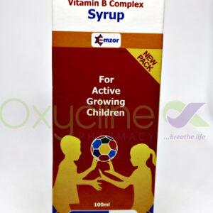 Em B Plex Syrup (Vitamin B Complex)