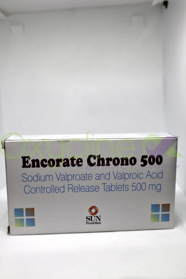 Encovate Chrono 500 X 10