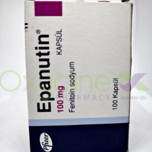 Epanutin 300mg X10 Phenytoin