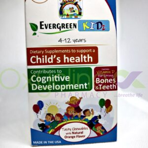 Evergreen Kidz Tab (4-12 Years)