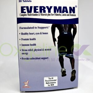 Every Man Multivitamins X30