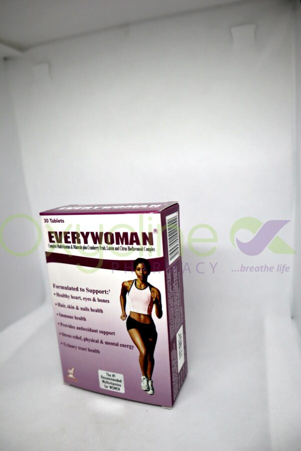 Every Woman Multivitamins X30