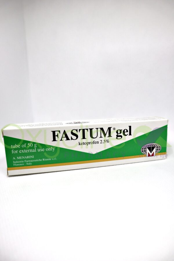 Fastum Gel 50g