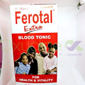 Ferotal Extra Blood Tonic 1l