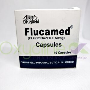 Flucamed 50mg Capsx10 Fluconazole