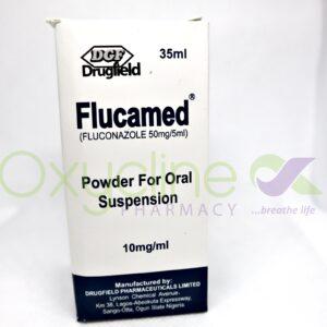 Flucamed Susp Fluconazole