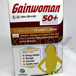 Gainwoman 50plus X30