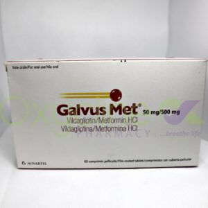 Galvus Met 50/500mg Switz