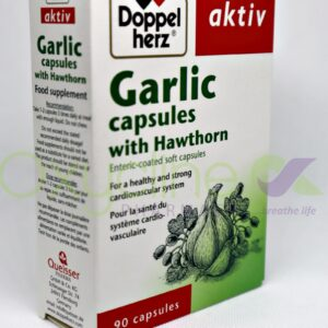 Garlic Caps X30 [Emzor]