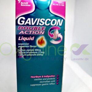 Gaviscon Double Action 150ml