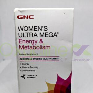 Gnc Women's Ultra Mega X90