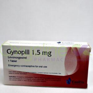 Gynopill 1.5mg Levonorgestrel