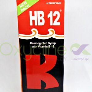Hb 12 Syrup Krispine