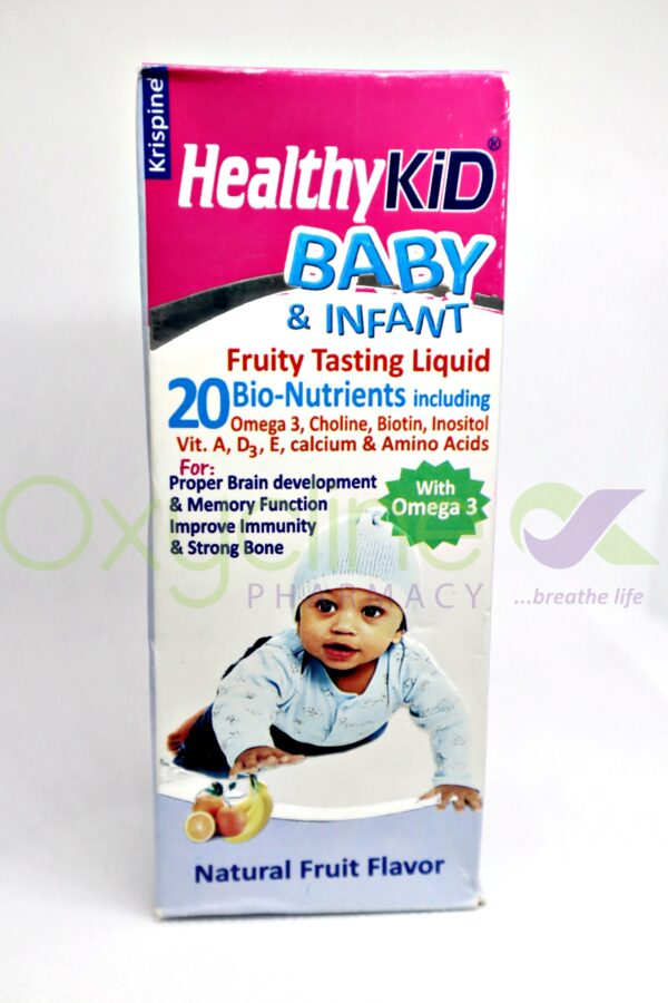 Healthy Kid Baby Syr 125ml