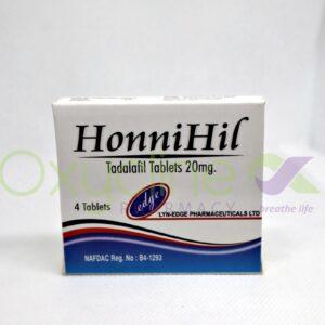 Honnihil Tabs 20mg X 4