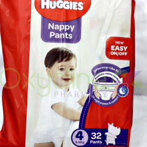 Huggies Pamapers Size 4 Maxi