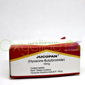 Jucopan Tablets X 10