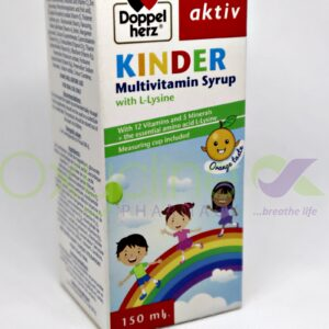 Aktiv Kinder Multivitamin Syrup
