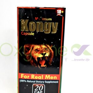 Kongy Caps X20 For Real Men