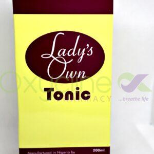 Ladys Own Syr 200ml