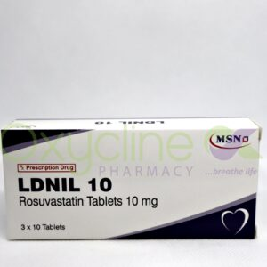 Ldnil Rosuvastatin 10mgx30