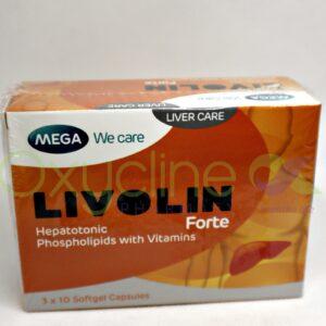Livolin Forte Caps X 30