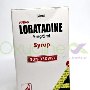 Loratadine Syr Afrab 60ml