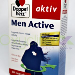 Aktiv Men Active Caps X 30