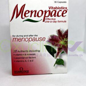Menopace X30 Tabs