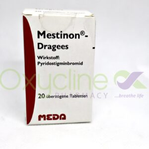 Mestinon Tablet