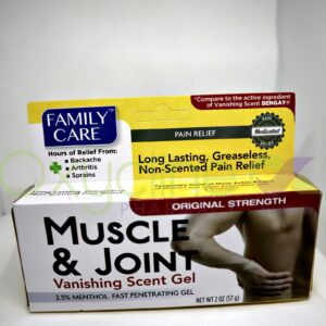 Muscle And Joint Pain Releif
