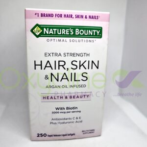 Nature Bounty Hair,Nails,Skin 250TAB