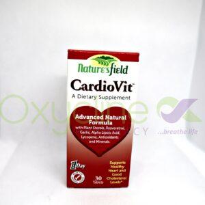 Nature Field Cardiovit X30