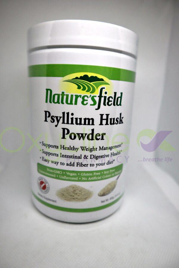Naturefield Psyllum Husk Powder