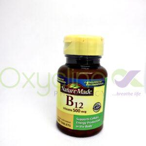 Naturemade Vitamin B12 100mg