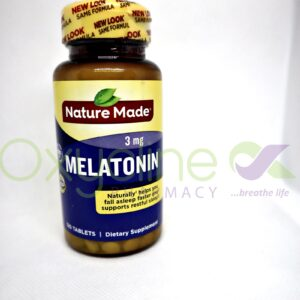 Naturemade Melatonin 3mg