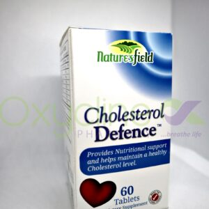 Natures Field Cholestrol Defence X 60