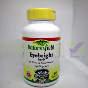 Natures Field Eye Bright 430mg X100