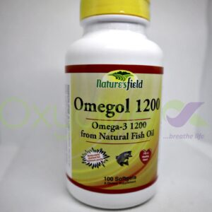 Natures Field Omegol 1200mg X100