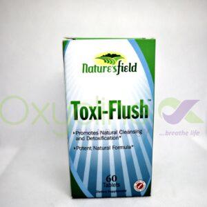 Natures Field Toxi Flush X 60