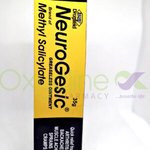 Neurogesic Cream 35g