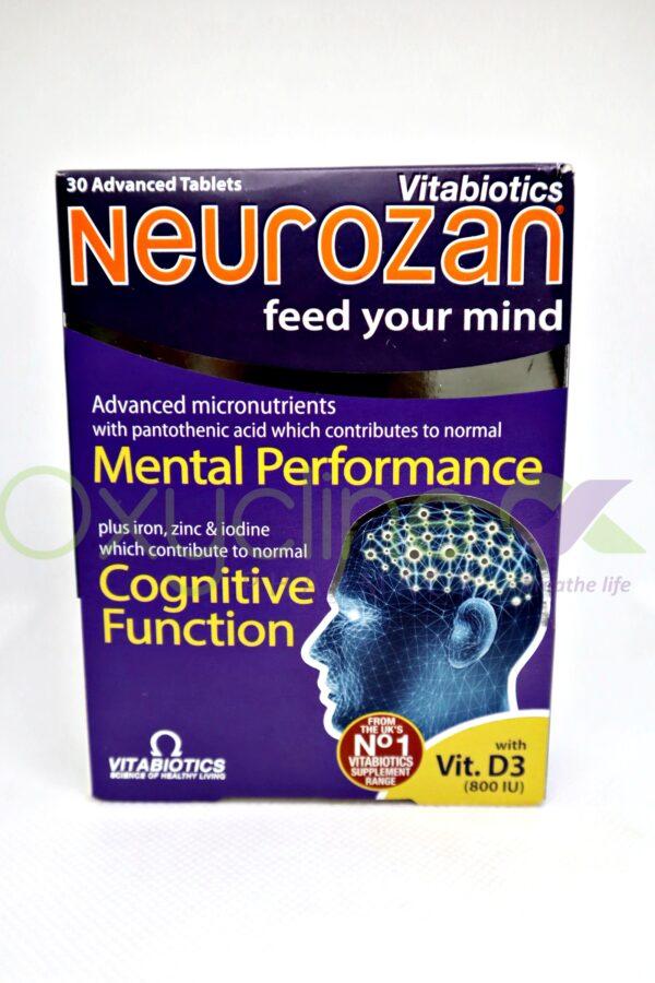 Neurozan X30 Tabs