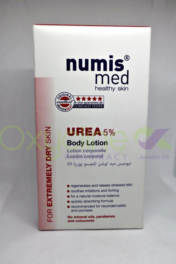 Numis Med Urea 5% Lotion 300ml
