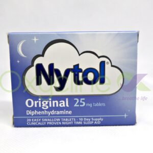 Nytol 25mg Diphenhydramine