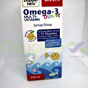 Omega 3 Junior Multivitamin Syrup